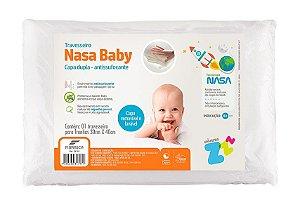 Travesseiro Nasa Baby Capa Dupla - Fibrasca