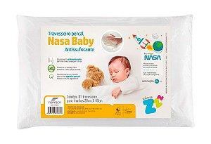 Travesseiro Nasa Baby Percal - Fibrasca