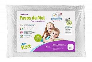 Travesseiro Favos de Mel Kids - Fibrasca