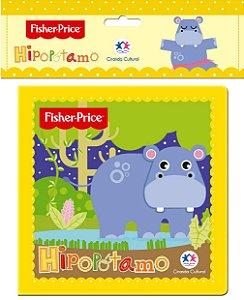 Livro de Banho Hipopótamo - Fisher Price