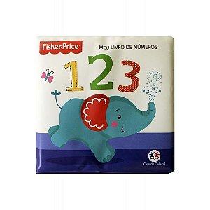 Livro de Banho Números - Fisher Price