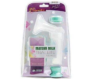 Bomba Tira Leite Elétrica - Matern Milk