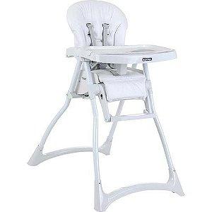 Cadeira Refeição Merenda Branca