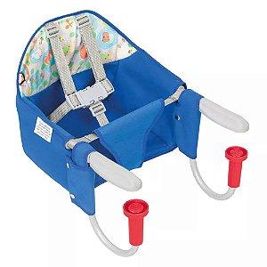 Cadeira Refeição portatil Azul