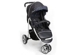 Carrinho de Bebê Apollo Preto - Galzerano