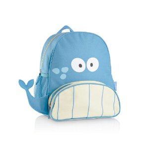 Mochila Infantil Baleia Azul