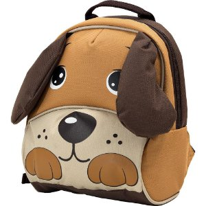 Mochila Infantil Cachorro com alça