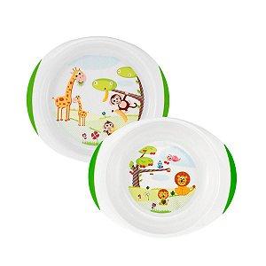 Conjunto de pratos 12+ - Chicco