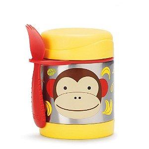 Pote Térmico Zoo Macaco - Skip Hop