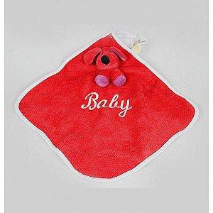 Naninha Greg vermelho - Zip toys