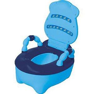 Troninho Musical da vaquinha Azul - Prime Baby