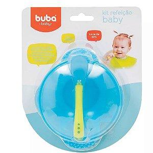 Kit Refeição Azul - Buba