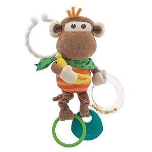 Chocalho Macaco Treme-Treme