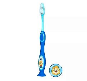Escova De Dentes Chicco Azul (3-6 Anos)