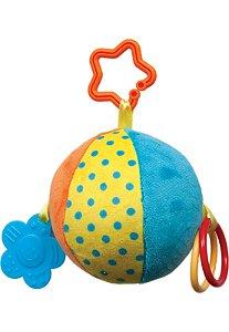 Brinquedo Bola Plush com Mordedor - Buba