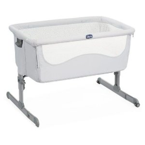 Berço Next2Me Light Grey - Chicco