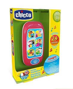 Brinquedo Smartphone Animal Bilíngue Br/Usa Chicco
