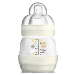 Mamadeira Easy Start  0m+ 130ml - Mam