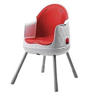 Cadeira de Alimentação Jelly Vermelho Safety 1st