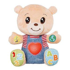 Urso de Pelúcia Teddy O Ursinho Das Emoções - Chicco