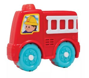 Carro de bombeiros musical - Buba