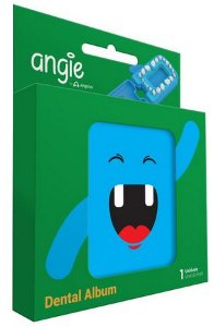 Porta Dentinho Azul - Angie