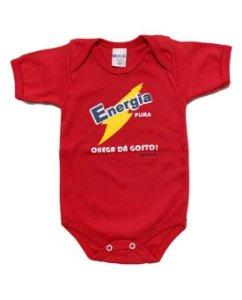 BODY ENERGIA PURA MANGA CURTA - GENTE MIÚDA