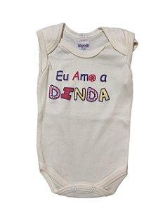 BODY EU AMO A DINDA REGATA - GENTE MIUDA