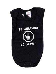 BODY SEGURANÇA DA MAMÃE REGATA - GENTE MIUDA