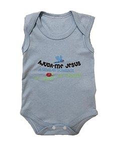 BODY AJUDA-ME JESUS REGATA - JAVA BABY