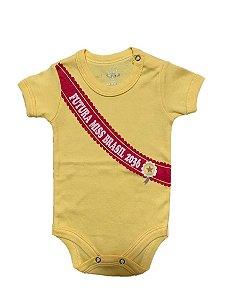 BODY MISS MANGA CURTA - BABY HOOD