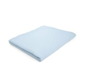 Lençol de Elástico Berço Desmontável Azul - 107 x 73 x 10 cm