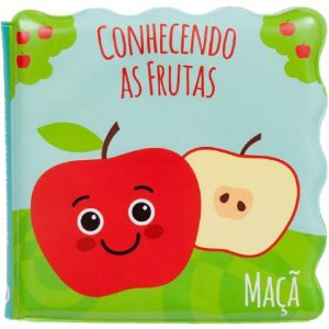 Livrinho de Banho - Conhecendo as Frutas - Buba