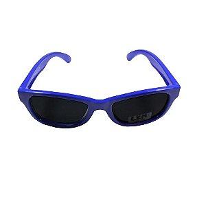 Óculos de Sol Azul Inquebrável - Lika Nene