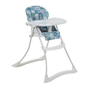 Cadeira de Refeição Papa e Soneca Peixinho Azul - Burigotto