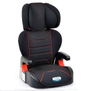 Cadeira para Auto Protege Reclinável Dot Vermelho 9 a 36 Kg - Burigotto