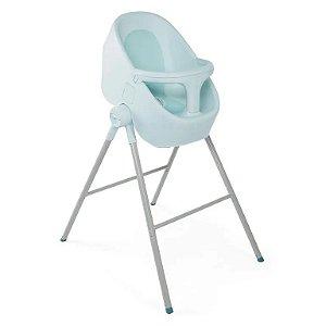 Banheira Para Bebê Com Suporte Bubble Nest Dust Green- Chicco