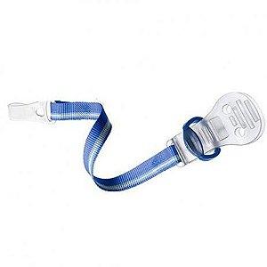 Prendedor de Chupeta Azul - Philips Avent