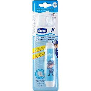 Escova De Dentes Elétrica Azul 3+ - Chicco