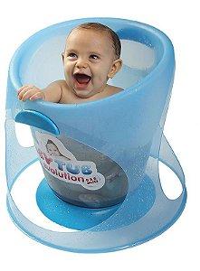 Ofurô Evolution 0-8 meses Azul - Baby Tub