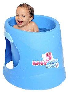 Ofurô 1 a 6 anos Azul - Babytub