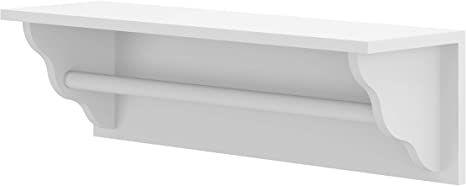 Prateleira Porta Fralda Branco - Multimóveis