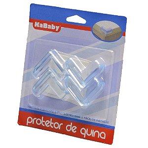 Protetor de Quina 4 unidades - Kababy