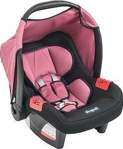 Bebê Conforto Touring Evolution SE Preto Rosa 0 a 13kg - Burigotto