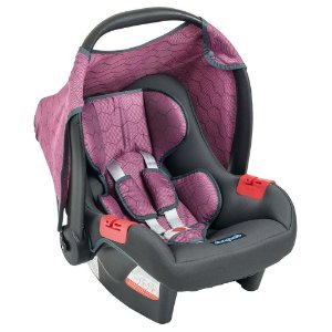 Bebê Conforto Touring Evolution SE Geo Rosa 0 a 13kg - Burigotto