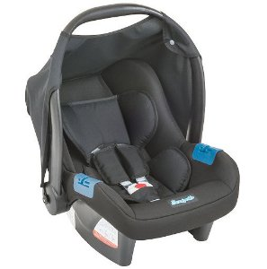 Bebê Conforto Touring Evolution SE Preto 0 a 13kg - Burigotto