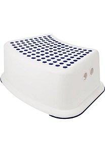 Banquinho de Banheiro Azul - KaBaby