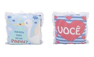Almofada Papai Baby - Incomfral