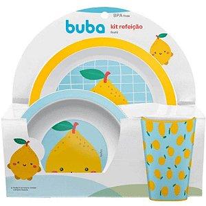 Kit Refeição Limão - Buba