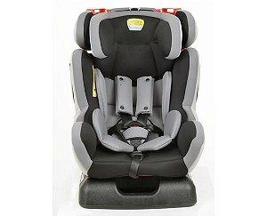 Cadeira Para Auto Infinity Gray Black 0 a 36 kg - Burigotto